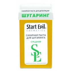 "ПАСТА ДЛЯ ШУГАРИНГА ""СРЕДНЯЯ"" START EPIL"