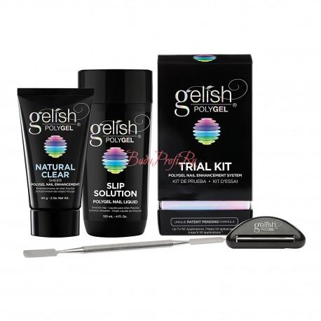 Gelish PolyGel Trial Kit - пробный набор для полигель-моделирования
